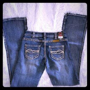 Cowgirl Tuff Jeans NWT Cowgirl Tuff Timeless 26